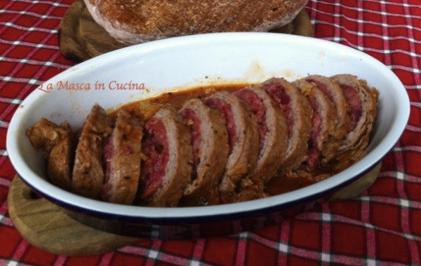 "Cotechino in a Veal ""dress"""
