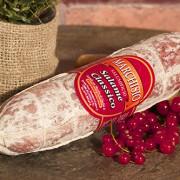 Traditionelle Salami
